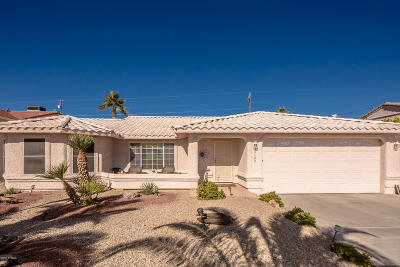 Lake Havasu City Single Family Home For Sale: 3125 Palo Verde Blvd S