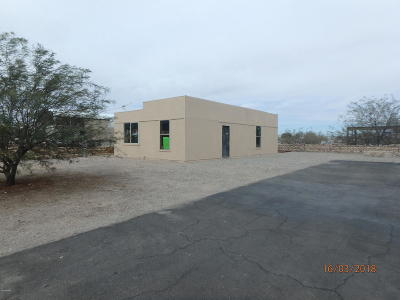 Quartzsite Single Family Home For Sale: 634 W Cowell St