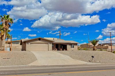Lake Havasu City Single Family Home For Sale: 810 Acoma Blvd S