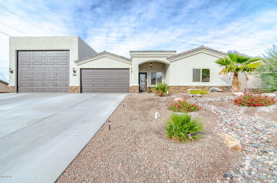 Lake Havasu City AZ Single Family Home For Sale: $529,900