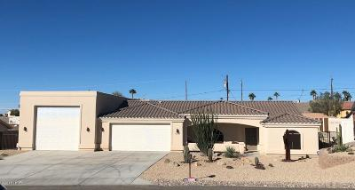 Lake Havasu City Single Family Home For Sale: 4201 Colville Dr