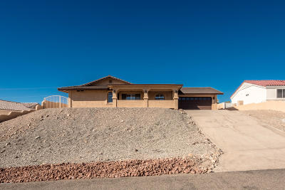 Lake Havasu City AZ Single Family Home For Sale: $275,000