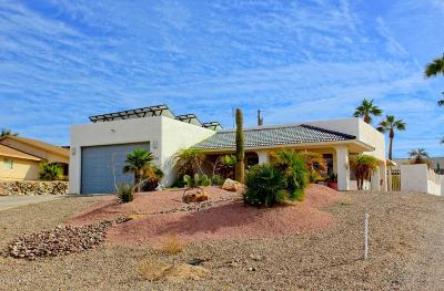 Lake Havasu City AZ Single Family Home For Sale: $355,000