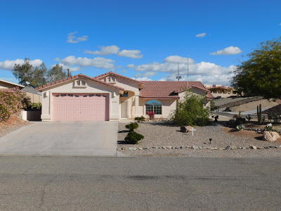 Lake Havasu City Single Family Home For Sale: 3272 Sand Piper Dr