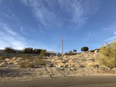 Lake Havasu City Residential Lots & Land For Sale: 3381 Date Row Dr