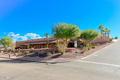 Lake Havasu City Single Family Home For Sale: 2750 Amigo Dr