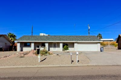 Lake Havasu City Single Family Home For Sale: 2255 Malahini Dr