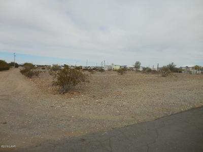 La Paz County Residential Lots & Land For Sale: 810 Camel St