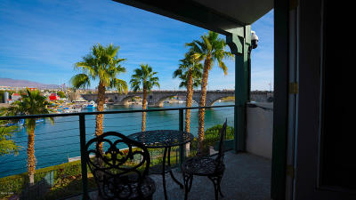 Lake Havasu City Condo/Townhouse For Sale: 1415 McCulloch Blvd N #105