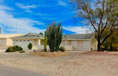 Lake Havasu City Single Family Home For Sale: 4270 Colville Dr