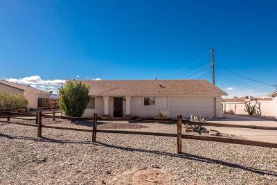Lake Havasu City Single Family Home For Sale: 665 Warm Springs Pl