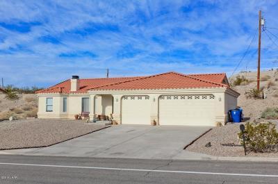 Lake Havasu City Single Family Home For Sale: 3555 El Dorado Ave N