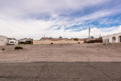 Lake Havasu City Residential Lots & Land For Sale: 3401 Tomahawk Dr