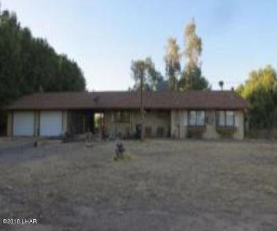 Mohave Valley Single Family Home For Auction: 2117 E Warwick Rd