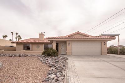 Lake Havasu City AZ Single Family Home For Sale: $365,000
