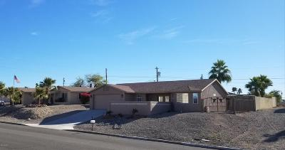 Lake Havasu City AZ Single Family Home For Sale: $304,900