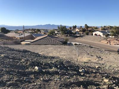 Lake Havasu City Residential Lots & Land For Sale: 3599 Kiowa Blvd S