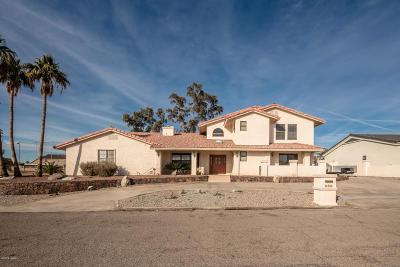 Lake Hvas Single Family Home For Sale: 550 Player Ln