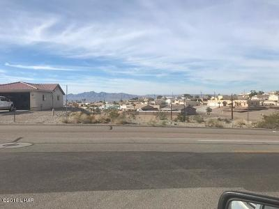 Lake Havasu City Residential Lots & Land For Sale: 3269 S Palo Verde Blvd