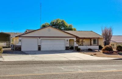 Lake Havasu City Single Family Home For Sale: 3104 S. Jamaica Boulevard