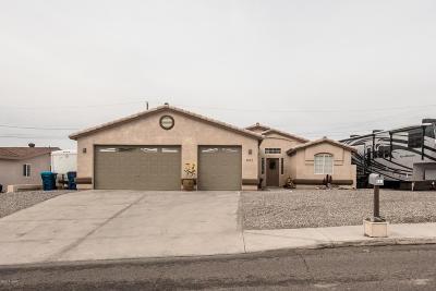 Lake Havasu City Single Family Home For Sale: 681 Acoma Blvd N