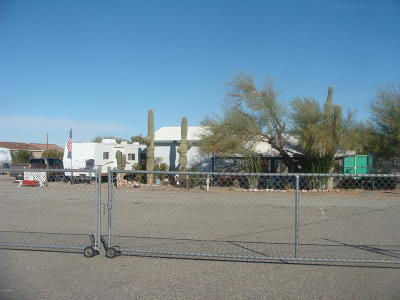 Quartzsite Commercial For Sale: 160 E E. Main St