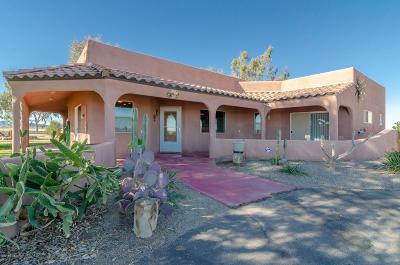 Salome Single Family Home For Sale: 43940 S Avenue 46 E