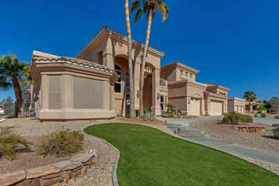 Lake Havasu City Single Family Home For Sale: 2155 Palmer Dr