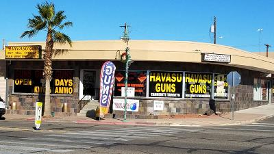 Lake Havasu City Commercial For Sale: 2115 McCulloch Blvd N