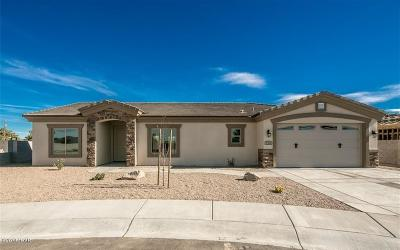 Kingman Single Family Home For Sale: 715 Paula's Pl