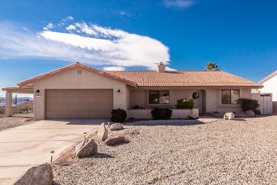Lake Havasu City Single Family Home For Sale: 913 McCulloch Blvd S
