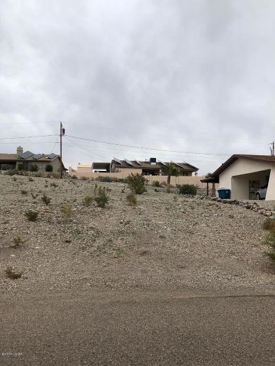 Lake Havasu City Residential Lots & Land For Sale: 1360 Nautilus Dr