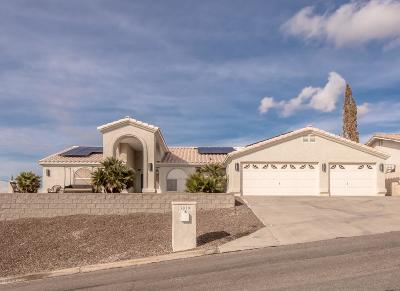 Lake Havasu City Single Family Home For Sale: 3079 Arabian Dr