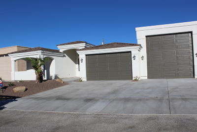 Lake Havasu City Single Family Home For Sale: 3269 Silver Arrow Dr