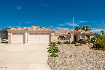 Lake Havasu City Single Family Home Active W/Contingency: 3333 Candlewood Dr