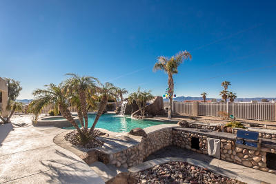 Lake Havasu City Single Family Home For Sale: 3475 Pocahontas Dr