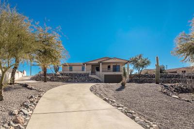 Lake Havasu City Single Family Home For Sale: 3580 Yucca Dr