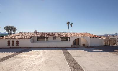 Lake Havasu City Single Family Home For Sale: 2411 Pima Dr S