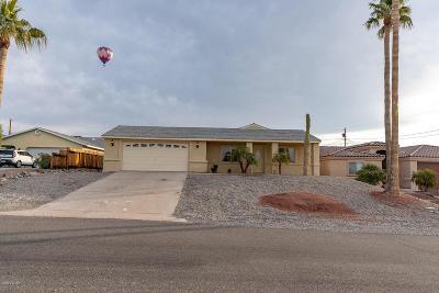 Lake Havasu City Single Family Home For Sale: 170 Sheanwater Ln