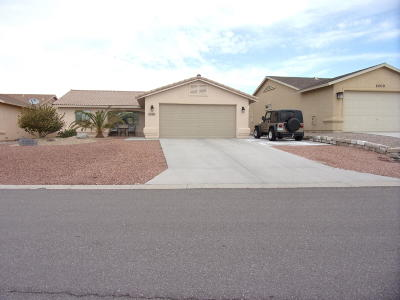 Lake Havasu City Single Family Home For Sale: 1998 Folzman Dr