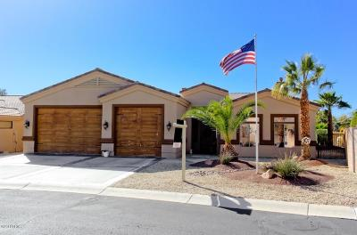 Lake Havasu City Single Family Home For Sale: 1075 Prestwick Dr