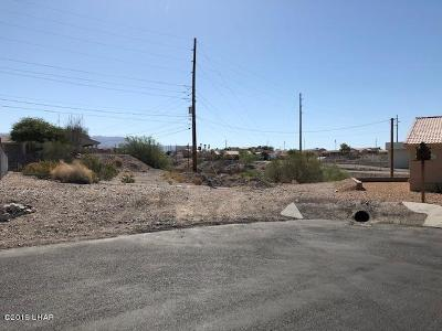 Lake Havasu City Residential Lots & Land For Sale: 1290 Bombay Pl