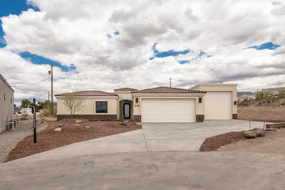 Lake Havasu City Single Family Home For Sale: 3689 Hattaras Ln