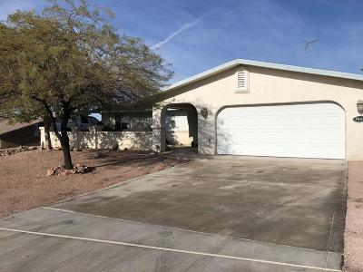 Lake Havasu City Single Family Home For Sale: 3445 Newport Dr