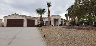 Lake Havasu City Single Family Home For Sale: 3064 Indian Head Dr. Dr