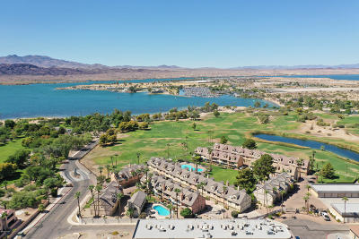 Lake Havasu City Condo/Townhouse For Sale: 1566 Palace Way #15
