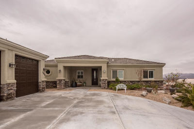 Lake Havasu City Single Family Home For Sale: 3396 Desert Pl