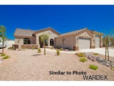 Lake Havasu City AZ Single Family Home For Sale: $306,900
