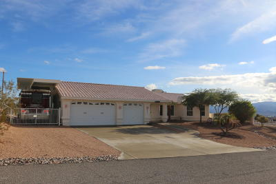 Lake Havasu City Single Family Home For Sale: 2982 Gypsy Dr