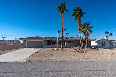 Lake Havasu City Single Family Home For Sale: 2750 Inca Dr